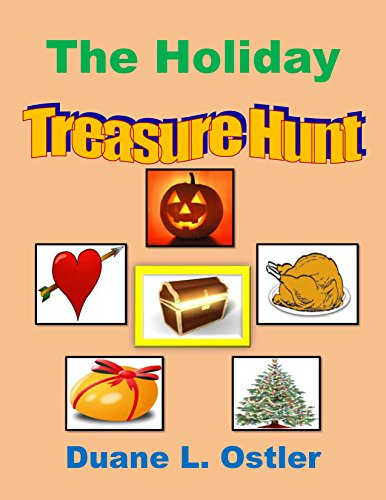 The Holiday Treasure Hunt -