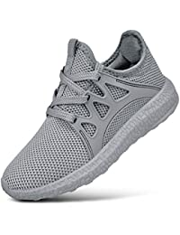 Kids Sneakers Breathable Boys Girls Athletic Running Walking Shoes