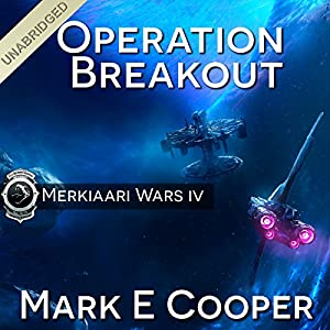 Operation Breakout Hörbuch