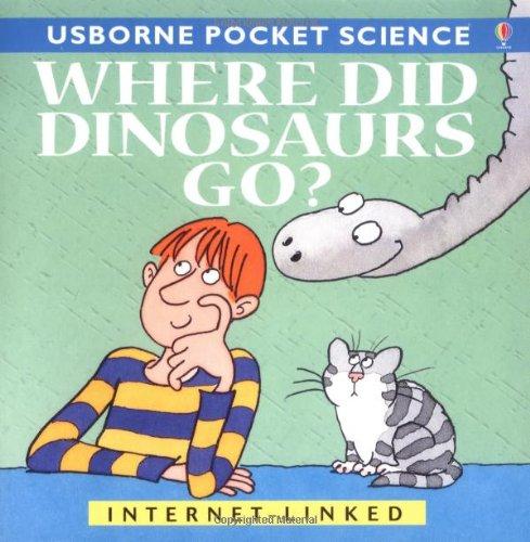 Librarika: Where Did Dinosaurs Go?