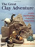 The Great Clay Adventure, Ellen Kong, 0871923890