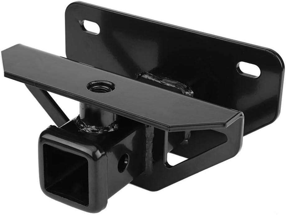 Anschraubplatte Kugelkopf Anh/ängerkupplung Anh/ängebock f/ür Dodge RAM 1500 03-18 RAM 2500//3500 03-13