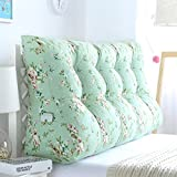 DGF Double bedside pillow / pillow / sofa / office / home / car available for waist / backrest / reading pillow (Energy A +) ( Color : 3# , Size : 553060cm )
