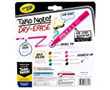 Crayola Low Odor Dry Erase Markers for Kids