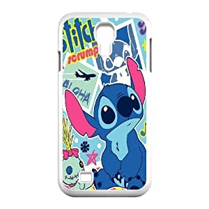 FOR SamSung Galaxy S4 Case -(DXJ PHONE CASE)-Ohana Means Family - Lilo & Stitch Quotes-PATTERN 18