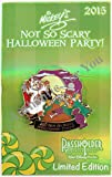 Disney Parks 2015 MNSSHP Halloween Party Passholder Exclusive Trading Pin Limited Edition LE 5000