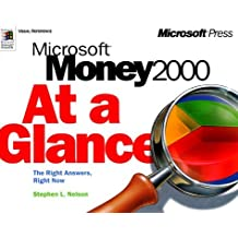Money 2000 at a Glance (At a Glance (Microsoft)) by S. Nelson (1999-08-01)