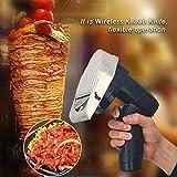 Li Bai Professional Wireless Electric Shawarma