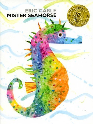 Mister Seahorse by Carle, Eric (2004) Hardcover