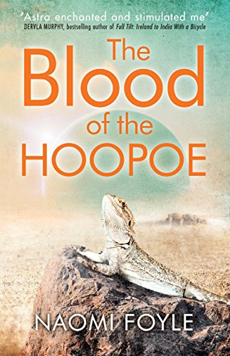 The Blood of the Hoopoe cover