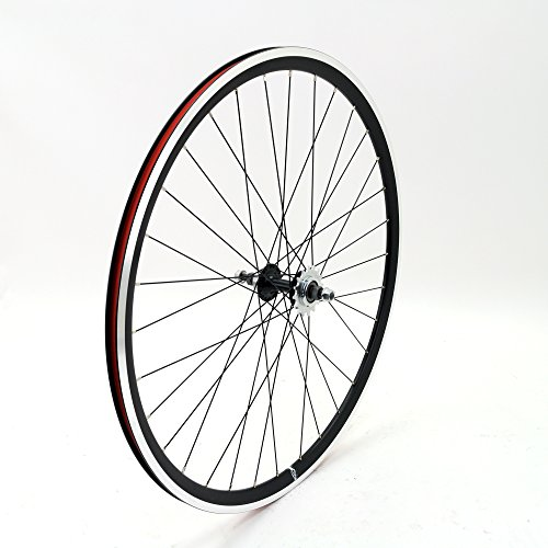 EighthInch Amelia Track 700c Rear Wheel // Fixed Gear/Single Speed // ()