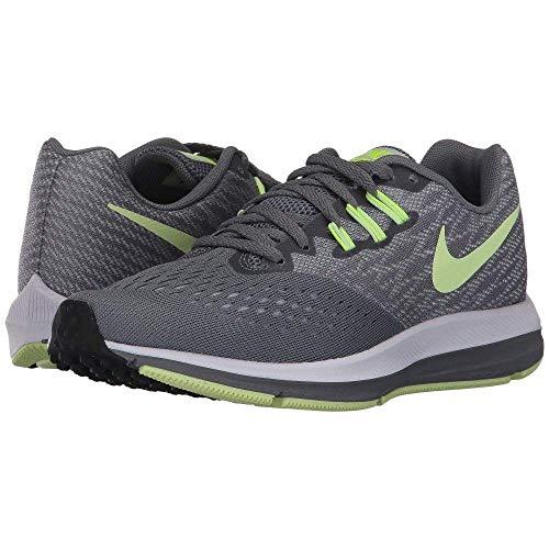 代理人バー(ナイキ) Nike レディース ランニング?ウォーキング シューズ?靴 Air Zoom Winflo 4 [並行輸入品]