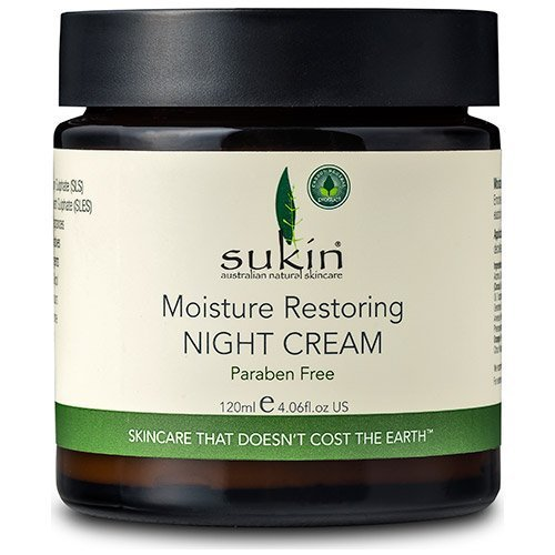 (Sukin Moisture Restoring Night Cream 120ml)