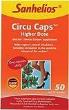 Sanhelios Circu CapsT Higher Dose -- 50 Softgel Capsules - 2PC