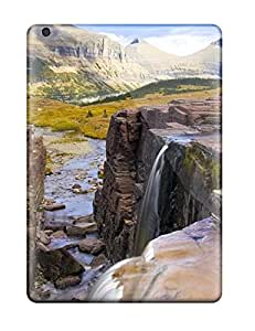 Protective Tpu Case With Fashion Design For Ipad Air (glacier National Park)