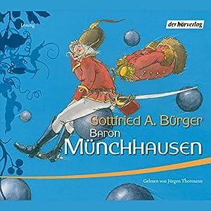 Baron Münchhausen Hörbuch