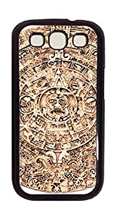 Back Cover Case Personalized Customized Diy Gifts In A galaxy s3 cases - Mayan civilization golden figure