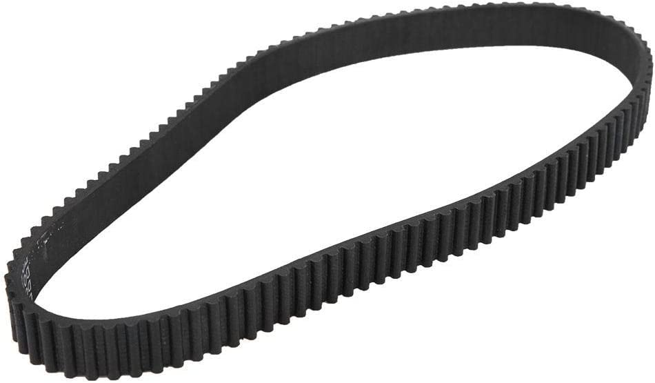 Drive Synchronous Belt Black Plastic 535-5m-15 Driving Belt Timing Belts for E-Scooter Driving