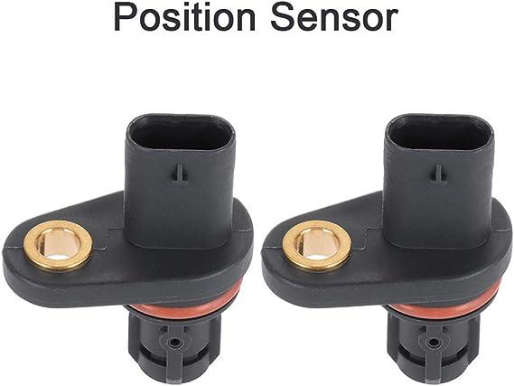 AUTOMUTO Camshaft Position Sensor 2PCS Fit For 2009-2011 Chevrolet Aveo5 2011-2015 Chevrolet Cruze 5S11890