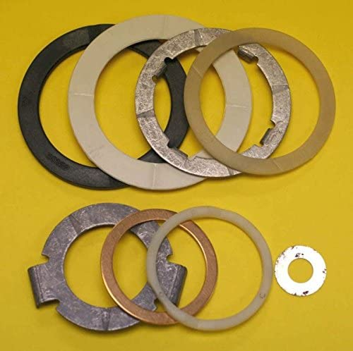 200-4R Thrust Washer Kit without selective washers