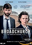 Broadchurch - Complete Series 1 + 2 (Region 2 Import)