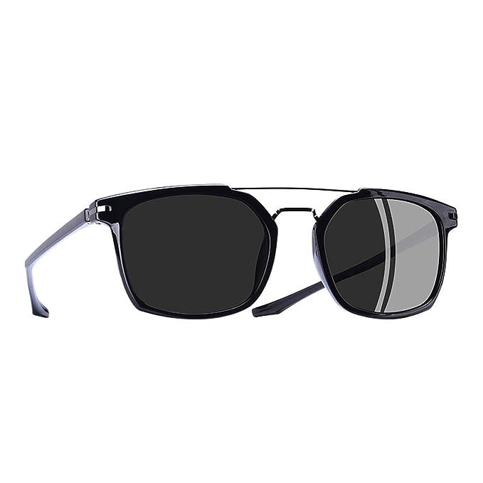 Amazon.com: BRAND DESIGN Classic Polarized Sunglasses Men ...