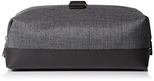 Jack Spade Men's Tech Oxford Travel Kit, Grey by Jack Spade