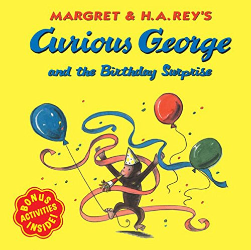 Book Birthday (Curious George and the Birthday Surprise)