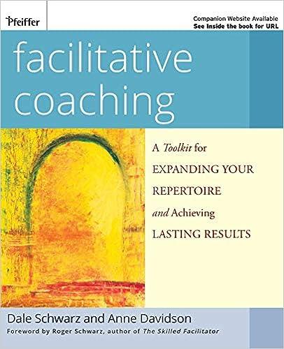 Amazon com: Facilitative Coaching: A Toolkit for Expanding