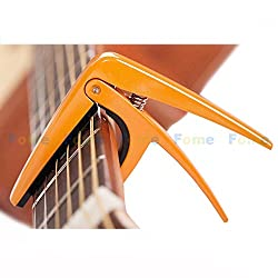 FOME Aroma accessories Clip On Digital Guitar Tuner Metronome and electric guitar effect + FOME Gift by Focus On Me LLC