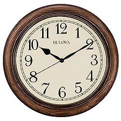 Oakbrook 16 Oak Wall Clock C4845