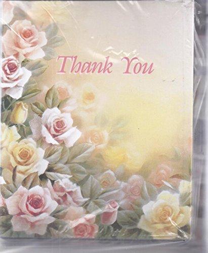 (Rose Sonata Thank You Notes)