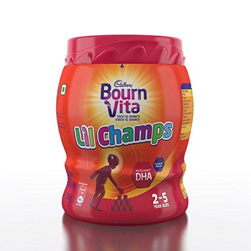 Bournvita Little Champ Chocolate Drink Jar – 500 g