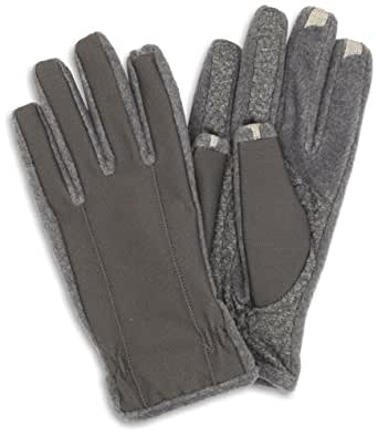 Isotoner Men's Smartouch Tech Stretch Gloves