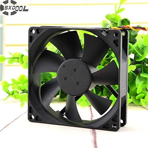 SXDOOL PV902512L 9025 9225 9cm 90mm DC 12V 0.16A Server Square Fan