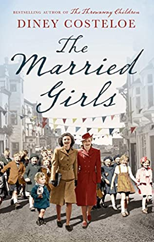 book cover of The Married Girls