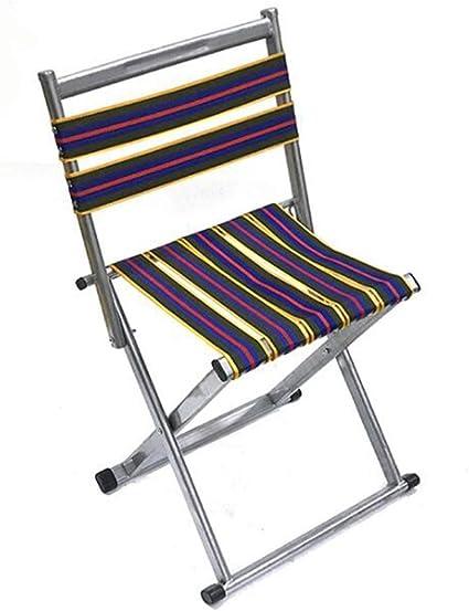 Chair-M Silla Plegable Silla de Color Silla portátil de Pesca ...