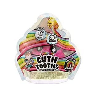 Poopsie Cutie Tooties Surprise Collectible Slime & Mystery Character(Random Color)