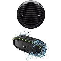 Rockford Fosgate RM18D2B 8 300w Marine/Boat Subwoofer Prime Sub + Free Speaker