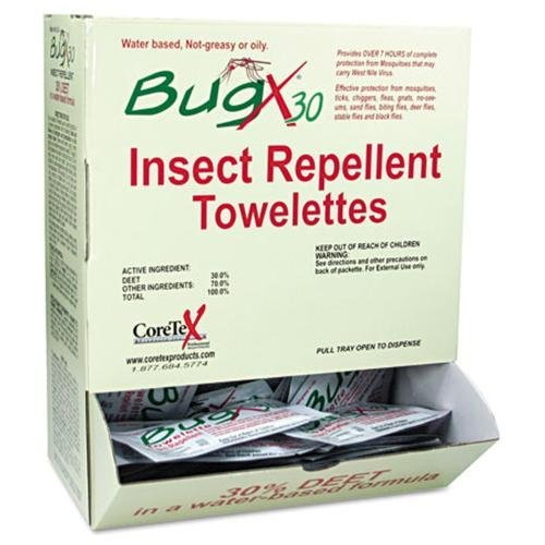 Insect Repellent Towelettes 50 Pack product image
