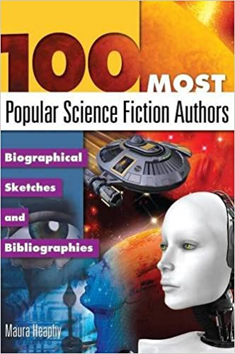 100 Most Popular Science Fiction Authors: Biographical Sketches and Bibliographies (Popular Authors (Hardcover))