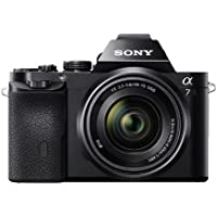 Sony Alpha A7 Digital Camera Bundle with 28-70MM Lens. Value Kit with Acc