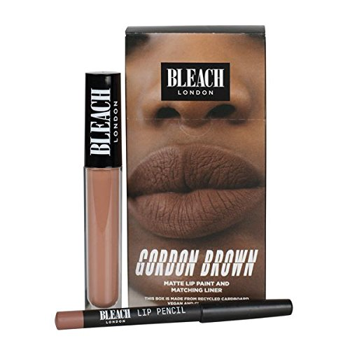 Bleach London Gordon Brown Lip Kit