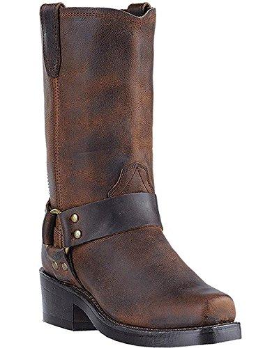 Dingo Women's Molly Western Boot,Gaucho Nutty,9.5 M US