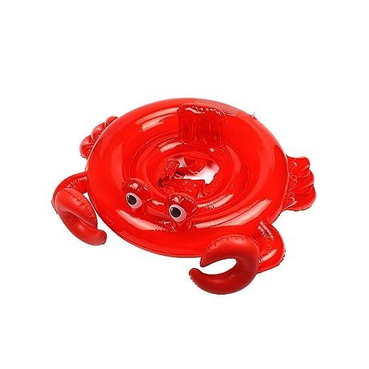 LICCC Asiento de PVC Grueso/Anillo de natación Inflable de Agua ...