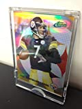 Limited Edition 2007 Ben Roethlisberger Pittsburgh Steelers eTopps In Hand NFL Football Trading Card