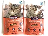 Fine Feline Center Filled Cat Treats, 3 Oz. (Salmon Flavored) For Sale
