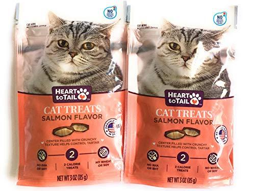 Fine Feline Center Filled Cat Treats, 3 Oz. (Salmon Flavored) For Sale