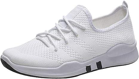Zapatos de Mujer, ASHOP Zapatillas Deportivas de Running para Mujer Boca Baja Transpirable bajo-Superior Sneakers de Entrenamiento: Amazon.es: Ropa y accesorios