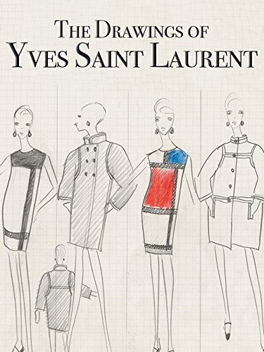 The Drawings of Yves Saint Laurent